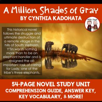 A Million Shades of Gray Activities