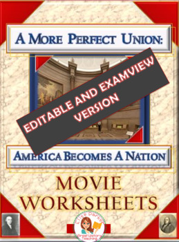 A More Perfect Union Movie Questions / Quiz -- 105 Questions!