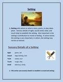 Setting Lesson for Descriptive Writing