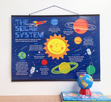 A Space Odyssey: The Solar System