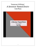 A Streetcar Named Desire lesson plans, Unit. 72 pp. of act