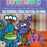 Monster Fun 1 with...I Need my Monster, Where the Wild Thi