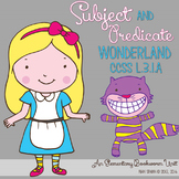 A Wonderland of Subjects and Predicates