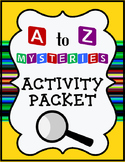 A to Z Mysteries Packet