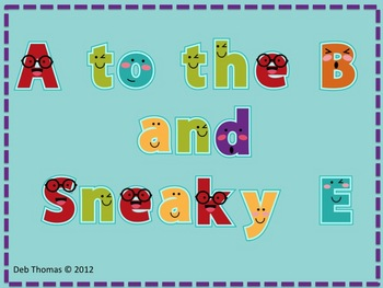 """A to the B and """"Sneaky E"""""""