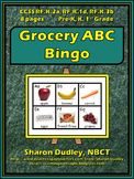 Grocery ABC Bingo