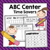ABC Center Time Savers