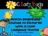 ABC Ladybugs