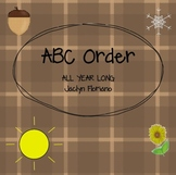 ABC order Bundle