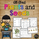 ALL ABOUT PLANTS and SEEDS, Plant Life Cycle Observation J