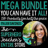 UPDATED 2/23/14 ALL of The SuperHERO Teacher's Products fo