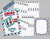 AMIGO DAILY TAKE HOME BINDER