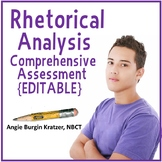 AP English Language Comprehensive Style Analysis Assessment