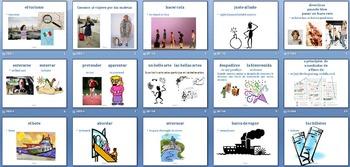 AP Spanish -  Vocabulary Powerpoint  - El turismo