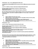 AP Statistics Lesson Plans for 29 Days with CCSS Included