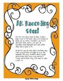 AR Book Recording Sheet