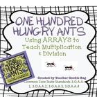 ARRAYS {100 Hungry Ants}