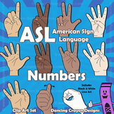 ASL Numbers / ASL Counting Hands
