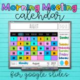 Smartboard Forever Calendar 'Sunny Day' Circle/Meeting/Carpet
