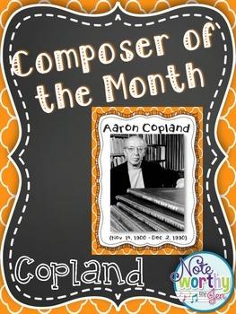 https://www.teacherspayteachers.com/Product/Aaron-Copland-FREEBIE-Composer-of-the-Month-Bulletin-Board-Set-Youtube-Links-1394135