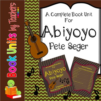 Abiyoyo Book Unit