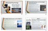 Abnormal Psych: Mental Disorders & DSM w/Engaging Critical