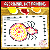 Aboriginal Dot Painting Activity - Information slides inst