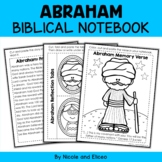 Abraham Bible Unit (text, memory verse & activities)