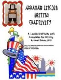 Abraham Lincoln Writing Craftivity