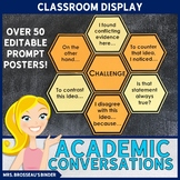 Academic Conversations Posters