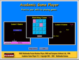 Games - Academic Game Maker & Player Software