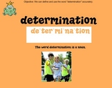 Academic Vocabulary SMART file Determination