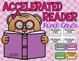 Accelerated Reader - Punch Cards