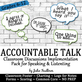 Accountable Talk Productive Discussions & Communication Pa