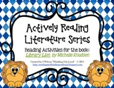 Actively Reading Series:  Library Lion