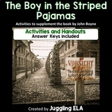 Activities and Handouts for The Boy in the Striped Pajamas