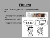 Adding Multi-Media to PowerPoint Presentations