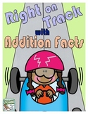 Addition Facts Test for Mastery