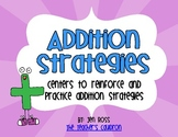 Addition Strategy Centers
