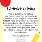 Addition, Subtraction, and Multiplication Bump Games {Bundled}