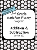 Addition and Subtraction Fact Fluency Program