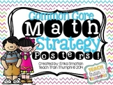 Addition and Subtraction Strategy Posters
