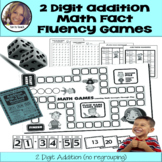 Addition with 2 Digit Numbers - Math Games and Lesson Plan