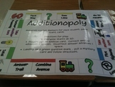 Additionopoly board game with addition facts to 10