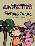 Adjective Picture Cards