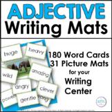 Adjective Writing Mats