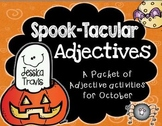 Adjectives {A Spook-tacular Packet!}