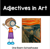 Adjectives in Art