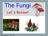 Advanced Placement (AP) Biology Review Powerpoint: Fungi a