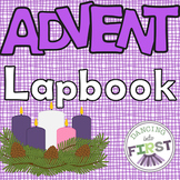 Advent Lap Book